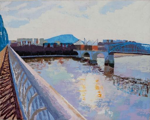View from Walnut Street Bridge